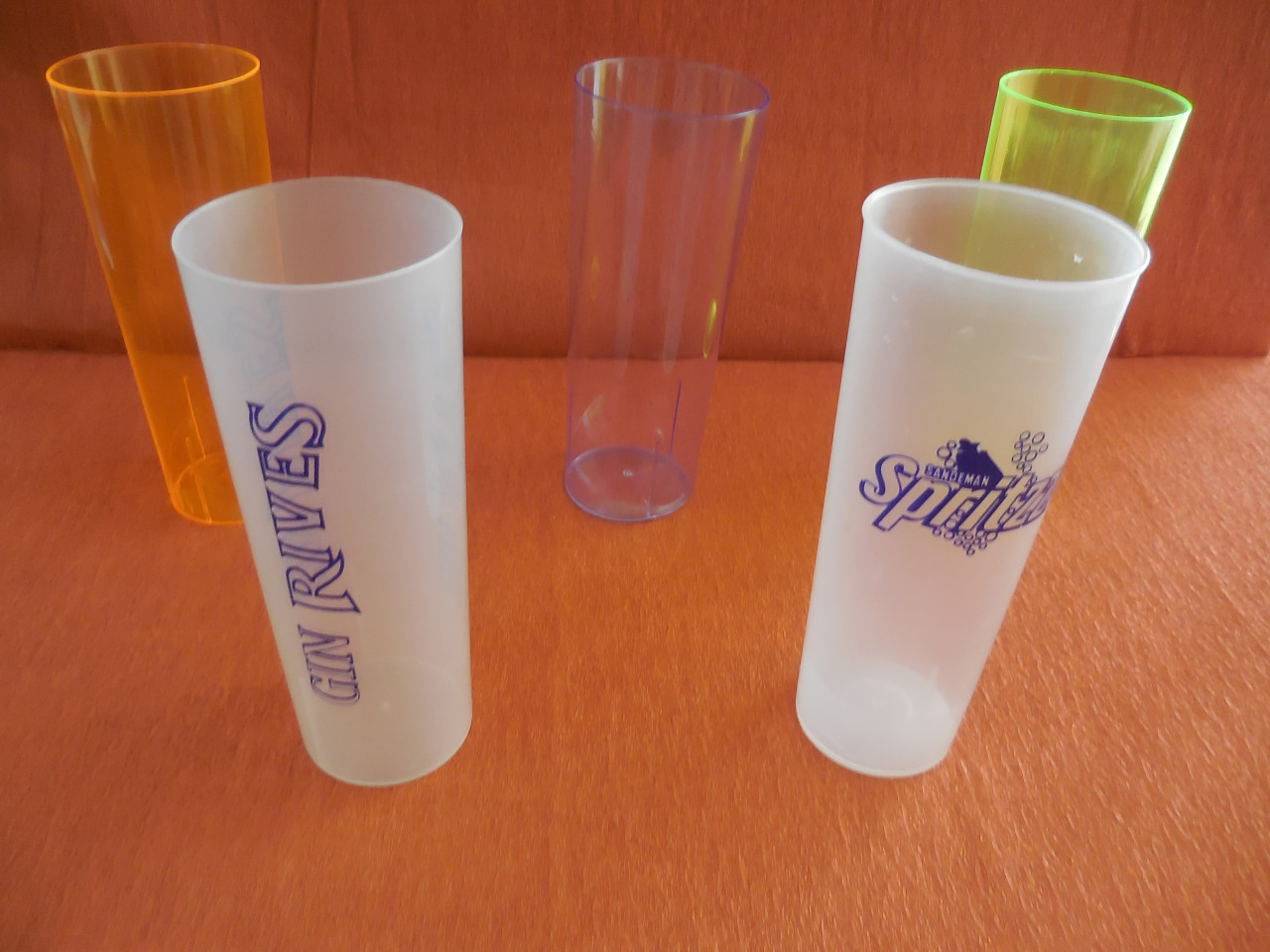 Tapones del sur s l vasos de plastico for Vasos de coctel
